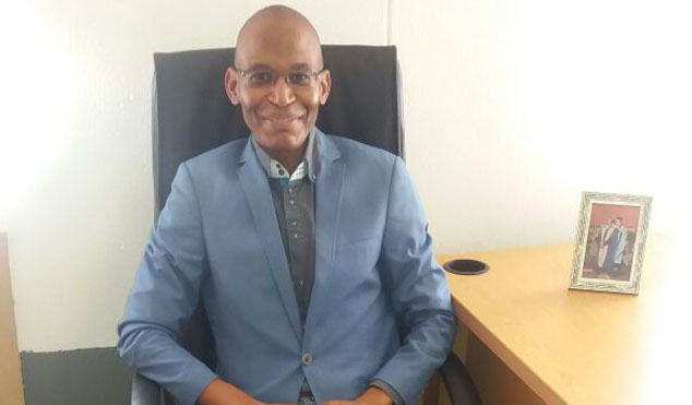 Dr Mothupi who heeded to the call of duty to save the lives of mothers and babies at the Mahikeng Provincial Hospital.