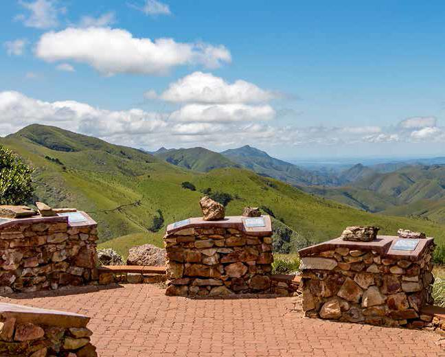 The Barberton-Makhonjwa Mountains declared a World Heritage Site.
