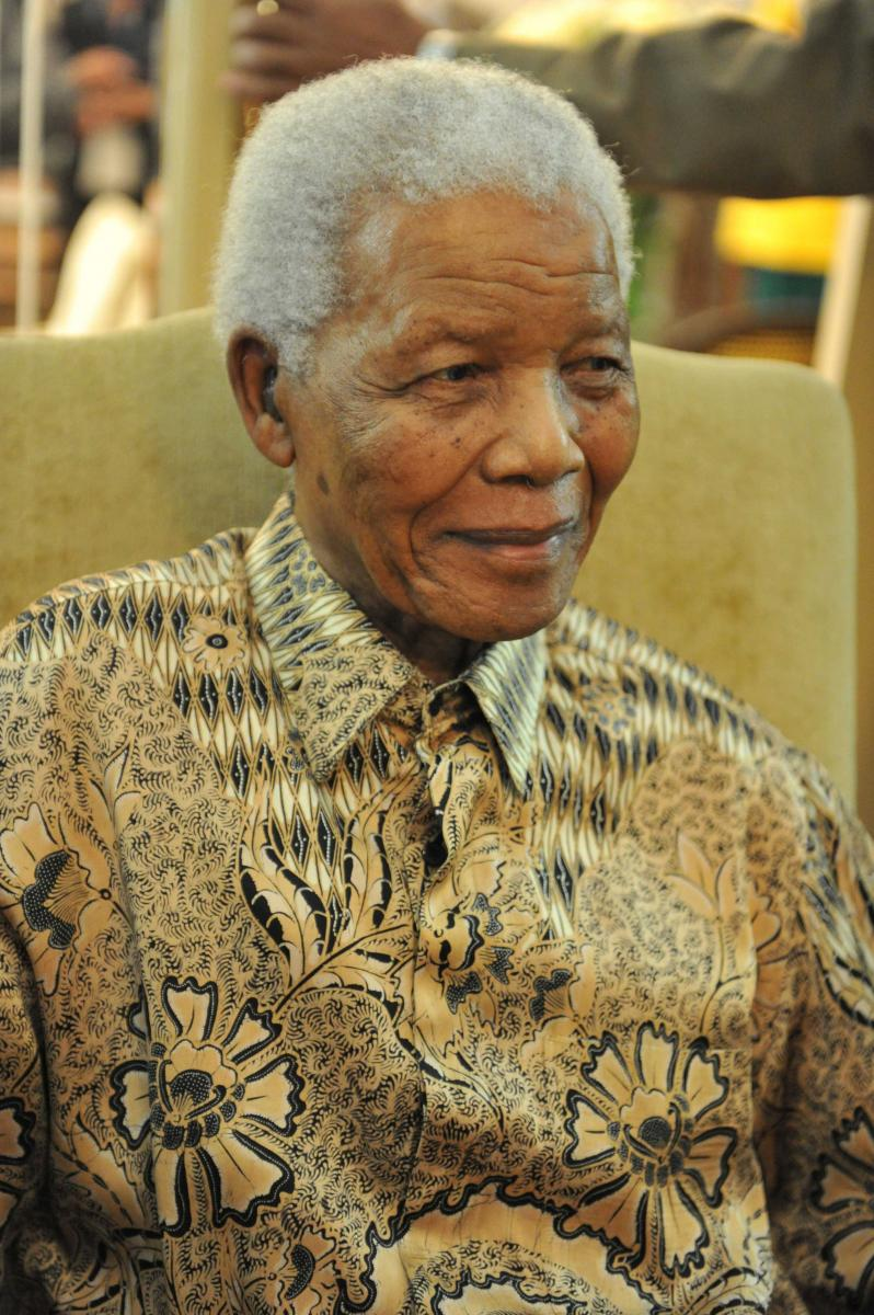 Today marks the first day in Mandela Month of honouring the life of South Africa's first black President Nelson Mandela, who would have turned 100 years old this July 18.