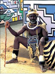 NDEBELE TRADITIONAL DRESS | Vuk'uzenzele