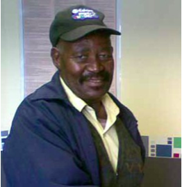 Photo caption: Tutu Lennox Mande finally has the title deed for his house after Legal Aid South Africa helped him resolve his dispute with the bank.