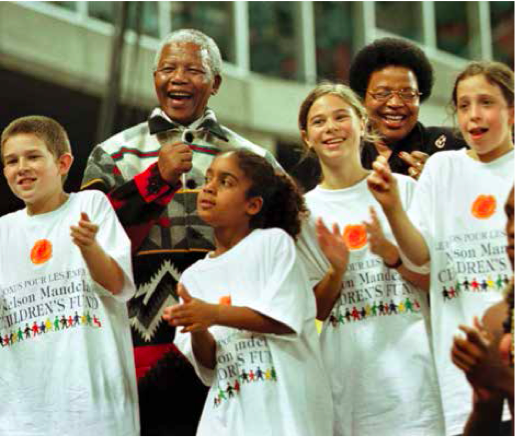 Photo caption: Thousands of people from across the world will remember the sacrifices made by the late former President Nelson Mandela when the world marks Nelson Mandela International Day on 18 July.