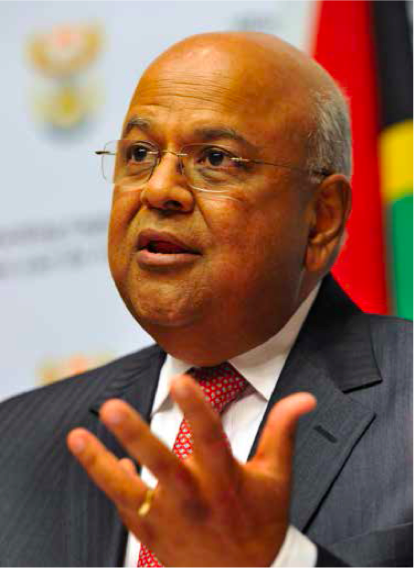 Minister of Cooperative Governance and Traditional Affairs Pravin Gordhan has promised a transformed local government.