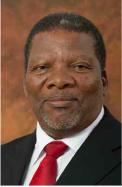 Rural Development and Land Reform Minister Gugile Nkwinti.