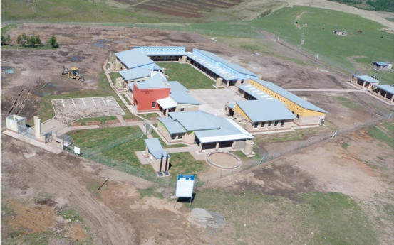 Photo caption: Government has built 1 516 new schools in the Eastern Cape since 1994.