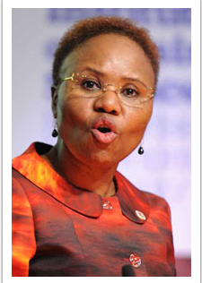 Minister of Small Business Development Lindiwe Zulu believes in creating a nation of entrepreneurs, not job seekers.