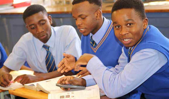 Learners in South African schools will soon be able to converse in Kiswahili.