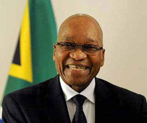 President Jacob Zuma says Africa's youth need to realise the significant role agriculture can play in the economy.