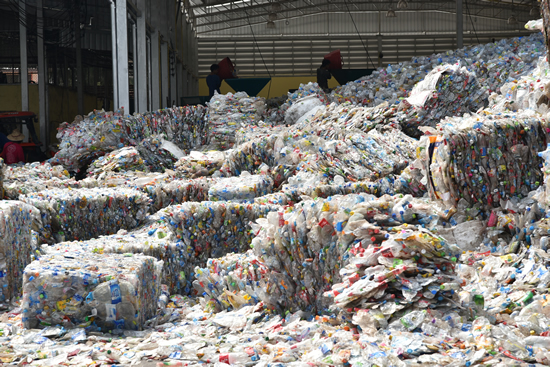 The Department of Environmental Affairs will give support to recycling enterprises to help boost job creation.