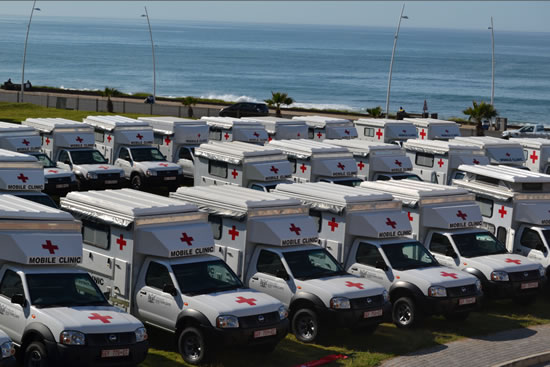 These mobile clinics will bring service closer to people who live in rural parts of the Eastern Cape.