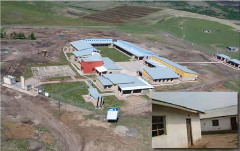 Tabata Senior Primary School in the Eastern Cape has received a major facelift as part of the ASIDI.