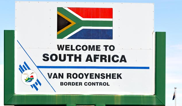 South Africa's borders are ready for the influx of people leaving and entering the country during the festive season.