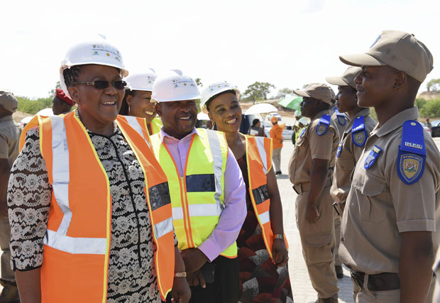 Transport Minister Dipuo Peters has urged all road users to change their behaviour on the roads.