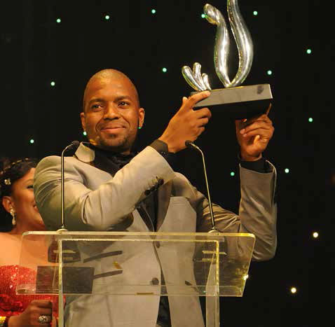 Kazier Chiefs and Bafana Bafana captain Itumeleng Khune was named Sports Star of the Year.