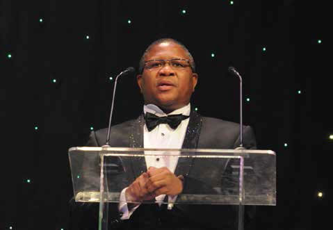 Sports Minister Fikile Mbalula said the South African Sports Awards were about rewarding sportsmen and women for the hard work they put in away from the spotlight.