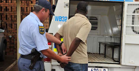 The South African Police Service is pouncing on criminals to make South Africa a safer place.