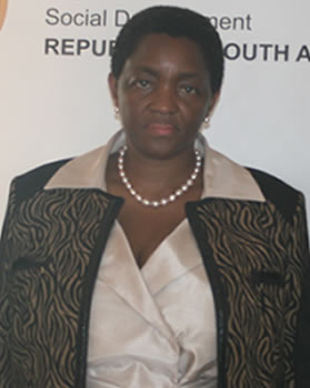 Minister of Social Development Bathabile Dlamini officially opened the Limpopo Khuseleka One-Stop Centre.