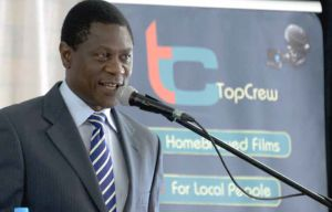 Arts and Culture Minister Paul Mashatile handed over a new, modern film studio to the community of Diepsloot, north of Johannesburg.