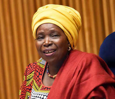 African Union Commission Chairperson Nkosazana Dlamini Zuma says African leaders will focus on dealing with major the issues troubling the continent.