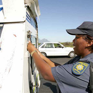 The South African Police Services is working hard to ensure South Africans are and feel safe.