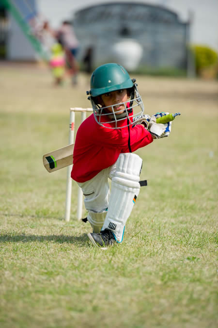 Children from disadvantaged backgrounds will be able to participate is sports such as cricket thanks to an agreement signed by the departments of sports and recreation and basic education and Cricket South Africa.