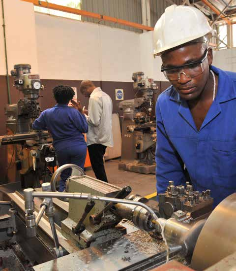 Gauteng government has plans to revamp old industrial parks.