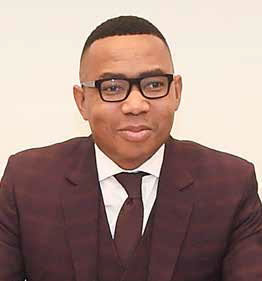 Higher Education and Training Deputy Minister Mduduzi Manana.