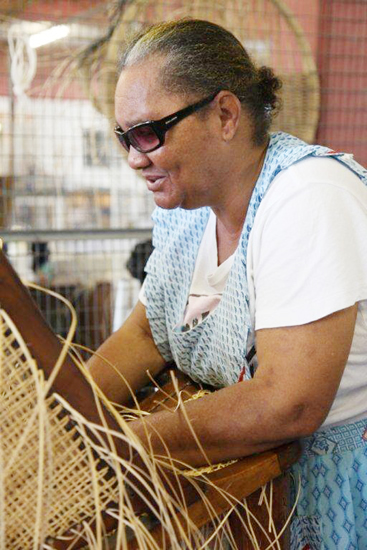 Visually impaired people in KwaZulu-Natal are learning invaluable skills.