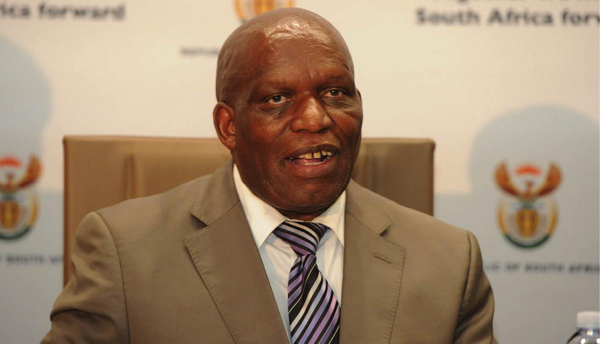 Minister of Agriculture, Forestry and Fisheries Senzeni Zokwana has outlined plans to support farmers.
