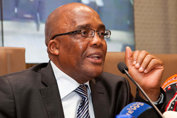 Health Minister Dr Aaron Motsoaledi has announced government's plans to fight HI V and Aids.
