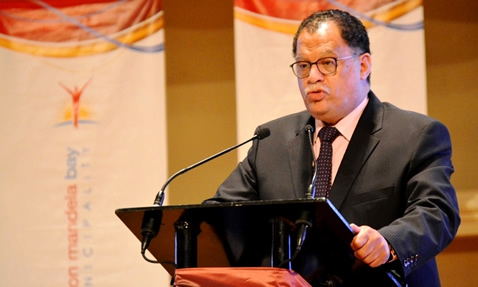 Nelson Mandela Bay Municipality Executive Mayor Dr Danny Jordaan says the city's residents are enjoying improved service delivery.