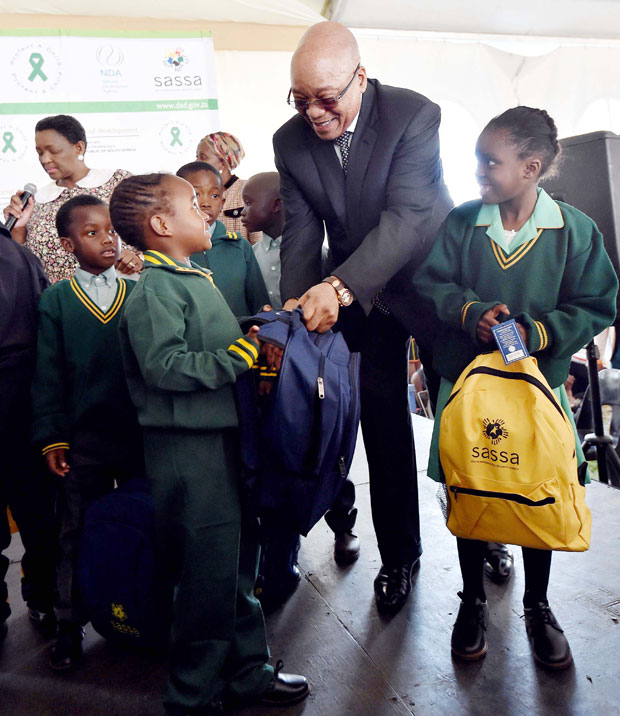There has been an increase in educational enrolments among children aged 7 to 15 years.