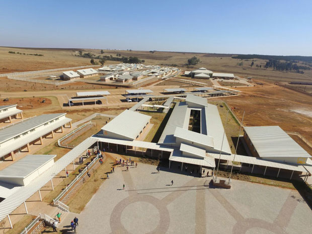 Children from Somaphepha village and surrounding farms in Mpumalanga will be taught in a state-of-the-art facility that will improve the quality of education in the area.