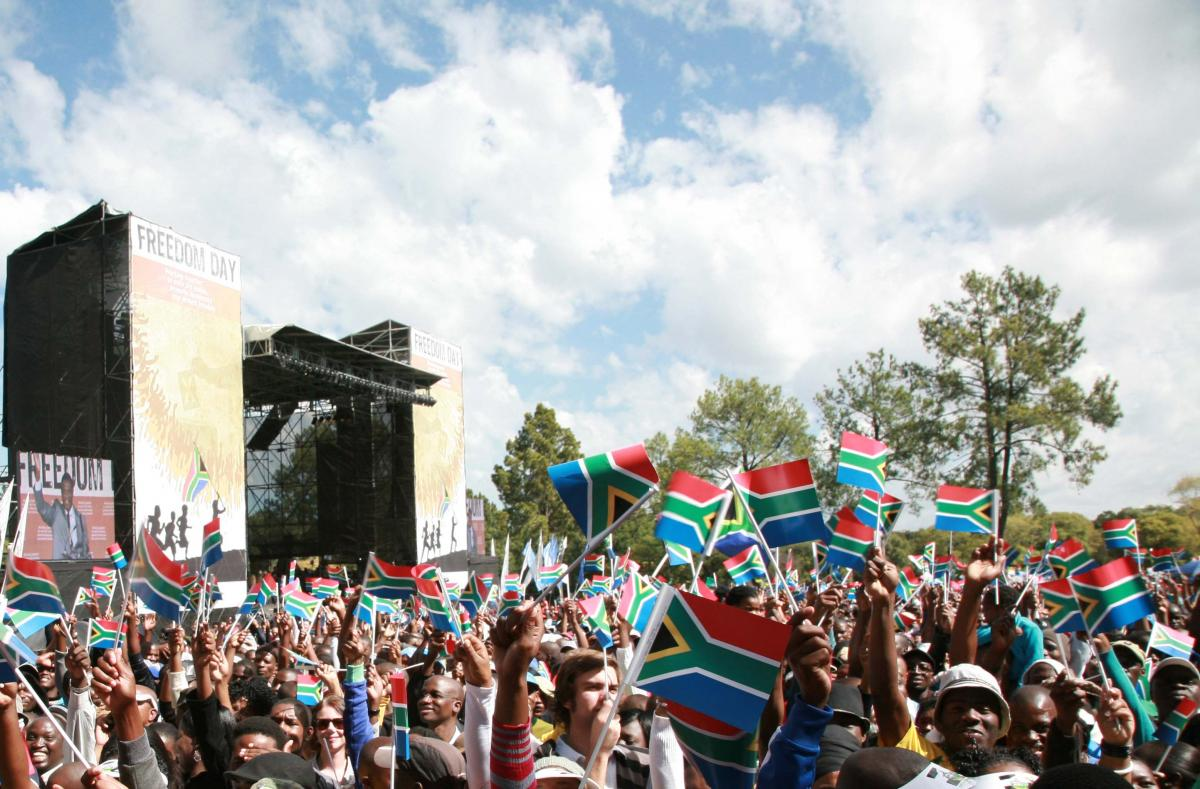 Millions of South Africans commemorate Freedom Month and Freedom Day on 27 April every year.
