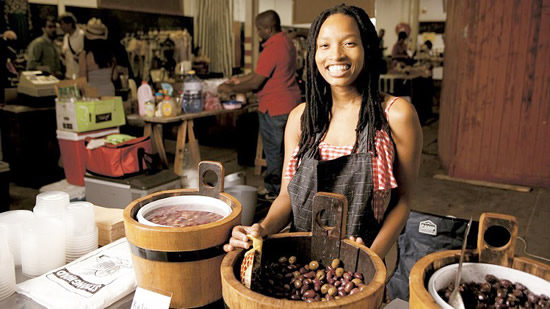 You can get help in starting up a small business. (Photo: Brand South Africa)