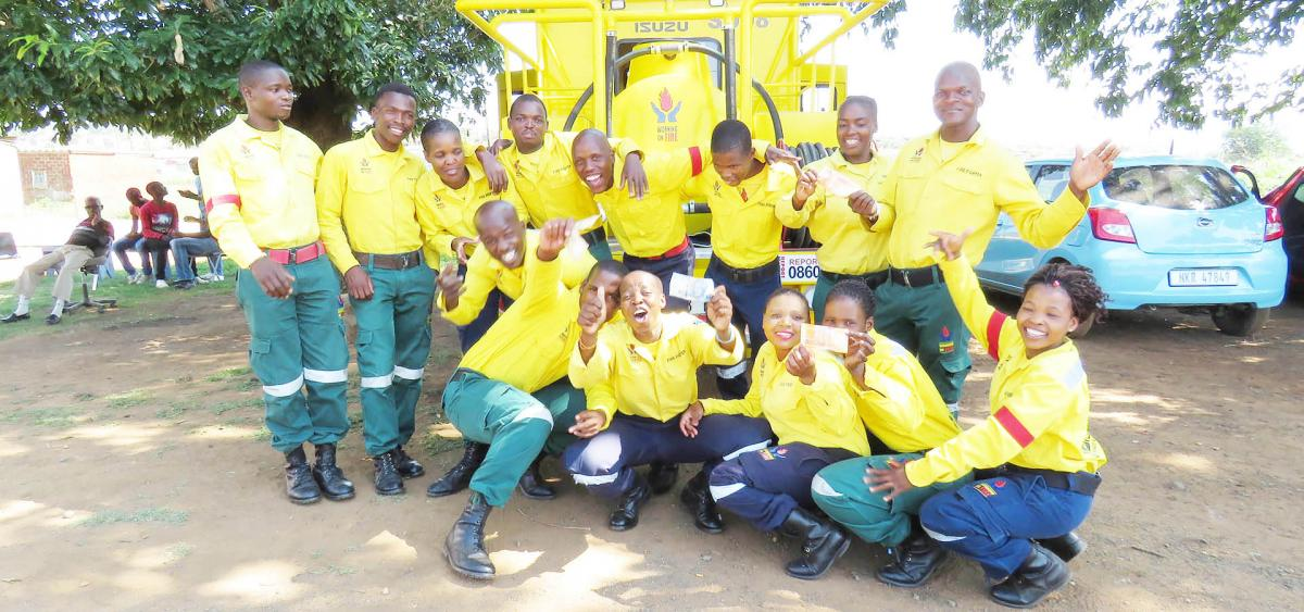 The eThekwini Municipality will train more women as fire fighters.