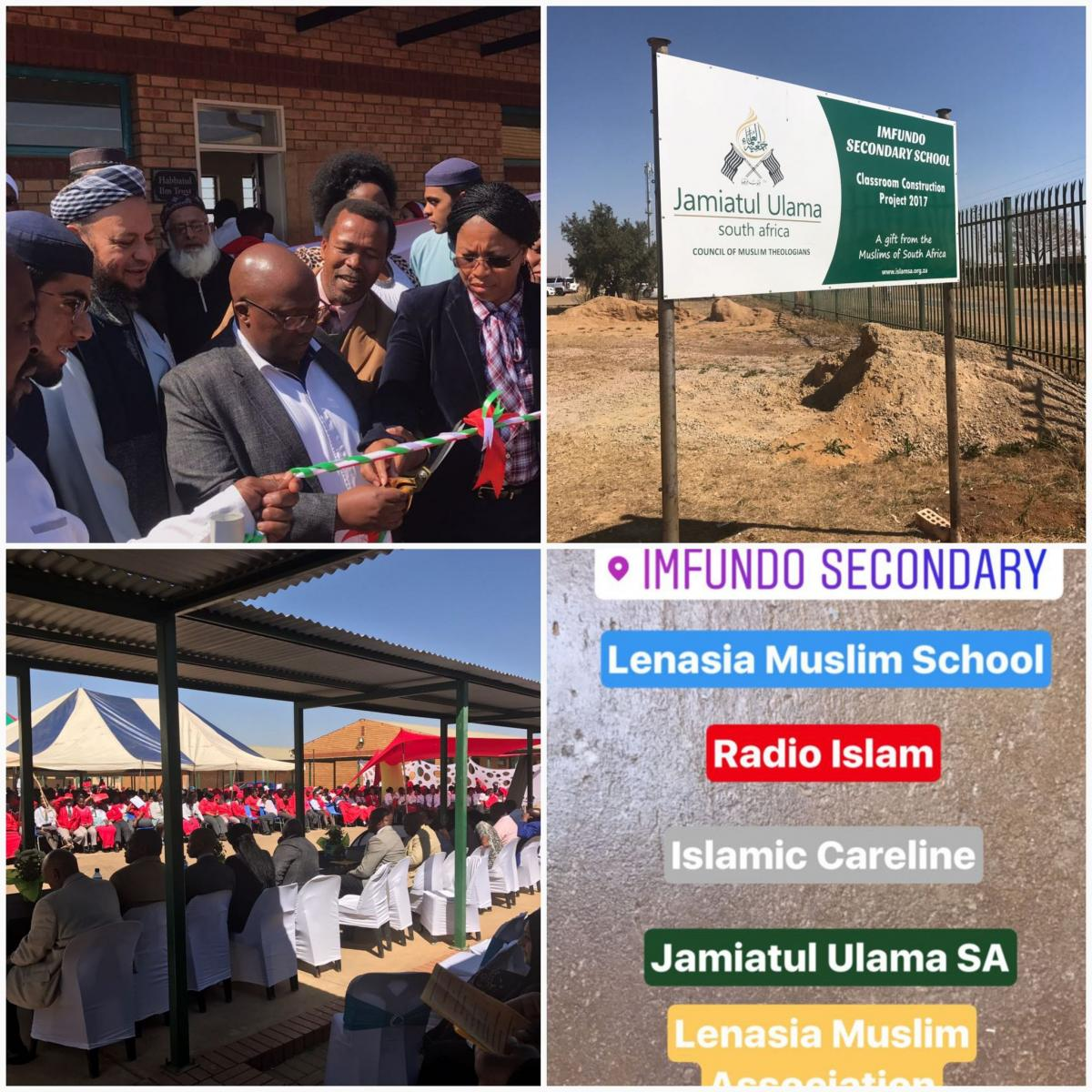 R2 million spent on improving West Rand school