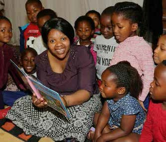 Vuyokazi Wewe is passionate about developing children in ECDs