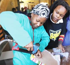 Young women from KwaZulu-Natal have been upskilled.