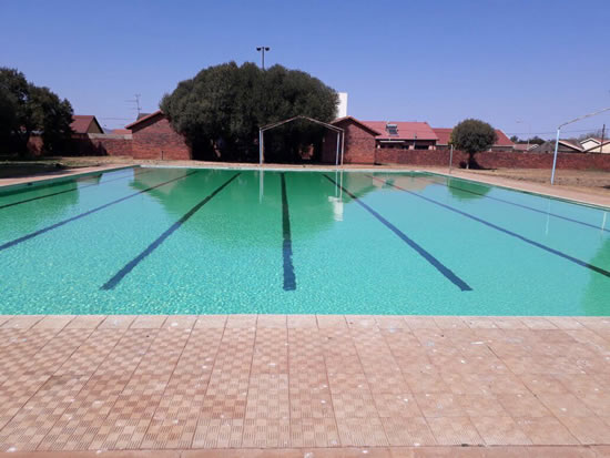 City of Joburg swimming pools are being refurbished to keep residents cool and entertained.