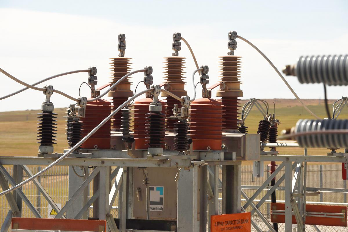 Electricity theft will soon be a thing of the past Mohlakeng, Randfontein.