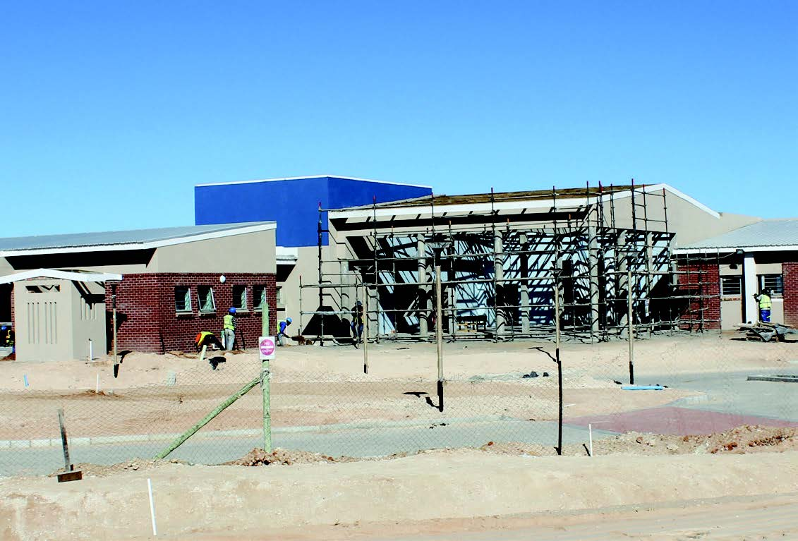 Construction on a new community health centre in Port Nolloth in the Northern Cape is almost complete. The facility will soon offer the small town greater access to healthcare services.