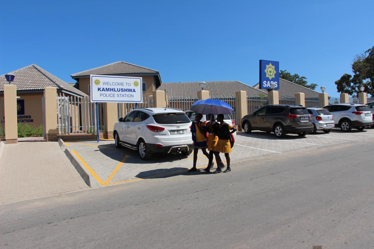 Residents of Kamhlushwa in Mpumalang are feeling a little safer thanks to the opening of a new police station.