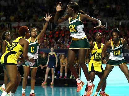 The awarding of the 2023 Netball World Cup is expected to provide a big boost to the sport in South Africa.