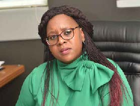 Finance and Accounting Services Sector Education and Training Authority (Fasset) CEO Ayanda Mafuleka.
