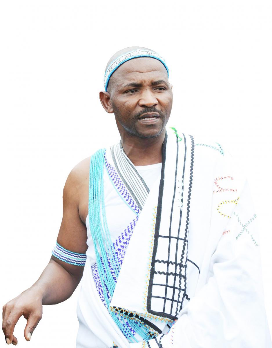 AmaXhosa King Zwelonke Sigcawu