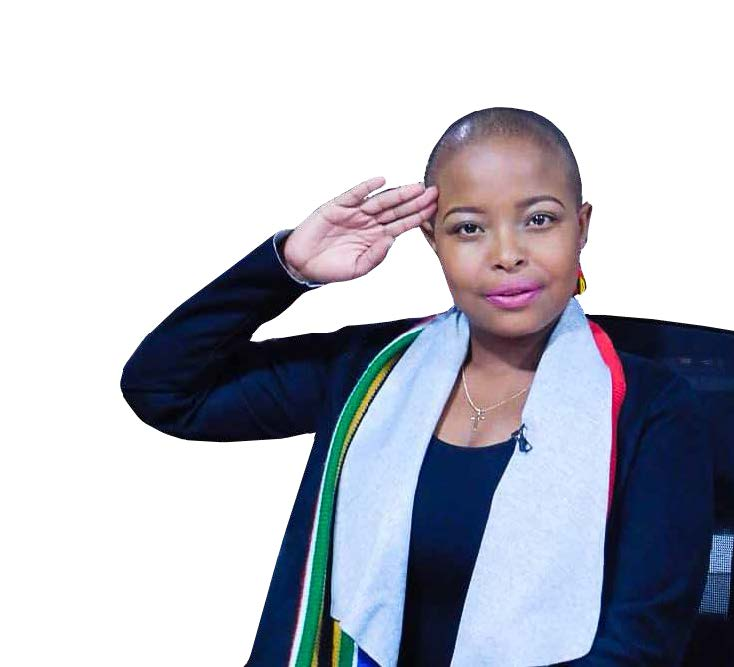 Nosipho Hani Khumalo has made history by being the first black and first female president of University Sports South Africa.