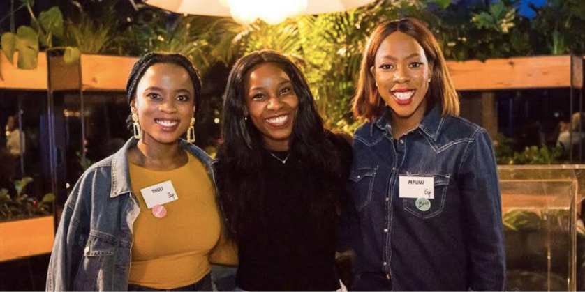 Go Hustle offers networking events and advice to young women entrepreneurs. Photo: Go Hustle.
