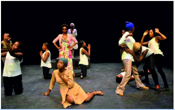 Tembisa Young Generation were one of the groups to perform during the Ishashalazi Theatre Festival at the Soweto Theatre in December. Other groups will get opportunity to show off their talent when the festival returns to the theatre in February.