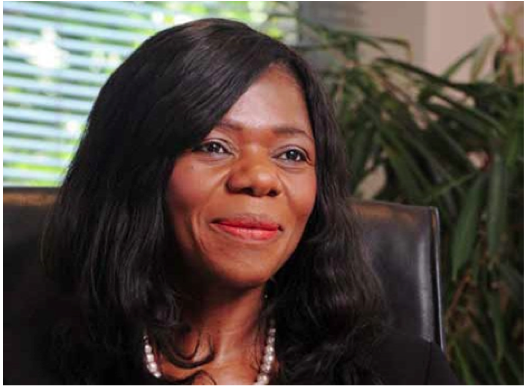 Photo caption: Public Protector Thuli Madonsela's office investigates complaints of improper conduct against the state.